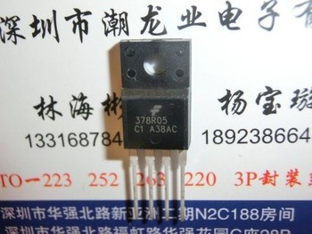 10Pcs TS378R05CI4 CO TS378R05 378R05 TO220F